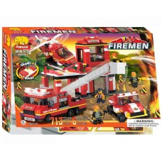 Mega kit engine with sound and light - 713 items